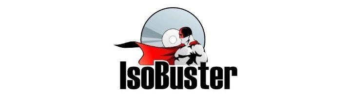 ISO bestand openen met het gratis programma IsoBuster
