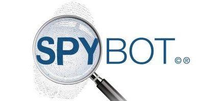 Gratis spyware verwijderen met het programma Spybot